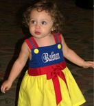 Custom Children's Disney Clothing & Personalized Girls Minnie Mouse Dresses & Outfits