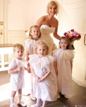 Girl's Heirloom Dresses, Flower Girl Dresses Portrait Dresses