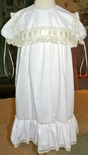 Heirloom Dress Perfect for Flower Girls, Portraits and Special Occasions