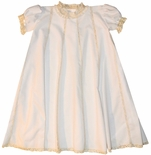 "Heirloom Vertical Lace ""Mary  Claire"" Dress for Baby and Toddler Girls"