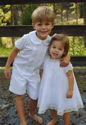 Heirloom Ring Bearer Occasion Ivory Shorts Outfit By La Jenns