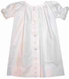 Baby Girl's Gown Coming Home Hospital or Day Wear by Lullaby Set.