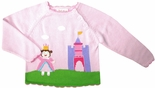 Rubles~Petit Ami Princess Sweater