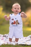 Winnie the Pooh and Tigger Disney Birthday Cake 1st Birthday Outfit