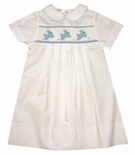 Rosalina Baby Boy Easter Bunny Gown