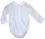 Rosalina Boy's Long Sleeve Blouse Body Suit.