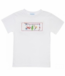 Vive La Fete Smocked Fishing Shirt for Boys