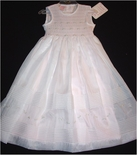 Will'Beth Chest Smocked Dress for Girls