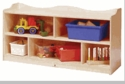 "24""H x 15""D Toddler Single Mobile Storage"