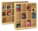 Cubbie Locker Storage by Jonti-Craft