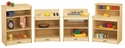 Jonti-Craft® Toddler Kitchen 4 Piece Set