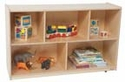 "Toy Storage Shelves 30""H"