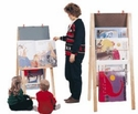 Teacher's Easel with Write-n-Wipe