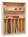 Tip-Me-Not Multi-Purpose Bookcase<br>