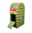 Believe Mail Box Lg - Round Top Christmas Collection
