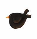 Chubby Crow Magnet - Round Top Fall Collection