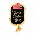 Cowboy Christmas Sign - Round Top Christmas Collection