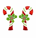 Ho Ho Candy Canes Lg - Asst. 2 - Round Top Christmas Collection