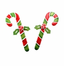 Ho Ho Candy Canes Md - Asst. 2 - Round Top Christmas Collection