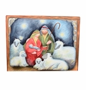 Holy Night - Round Top Christmas Collection