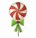 Lollipop Time - Round Top Christmas Collection