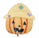 MD Anderson Aidan's Scarecrow Pumpkin - Round Top Fall Collection