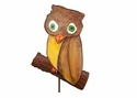 MD Anderson Scott's Owl - Round Top Fall Collection
