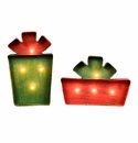 Merry & Bright Gifts- Asst. 2 - Round Top Christmas Collection
