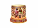 Nativity Votive Warmer - Crazy Mountain<BR>SOLD OUT