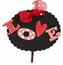 Round Top Valentines Day Collection