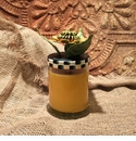 Sunflower Shine Candle - Round Top Fall Collection