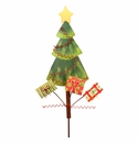 Tree W/ Gifts - Round Top Christmas Collection