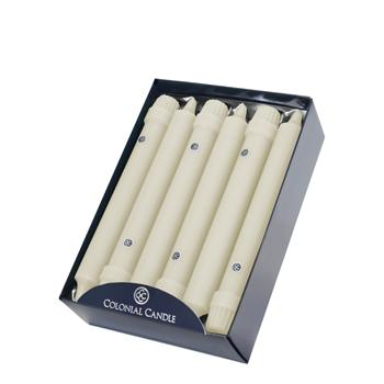 """8"""" Classic Taper Candle - Single - Ivory"""