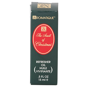 "Aromatique - ""The Smell of Christmas Refresher Oil"""