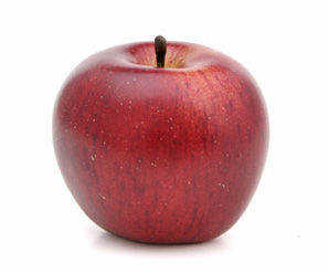 "Artificial Fruit - ""Red Apple"""