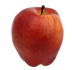 "Artificial Fruit - ""Red Delicious Apple"""