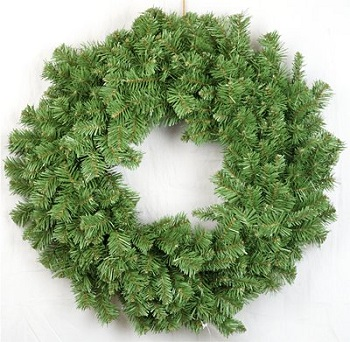 "Artificial Wreath - ""Alpine Wreath"" - 30"""