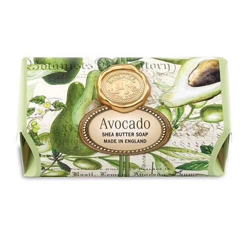 "Bath Soap Bar - ""Avocado Bath Soap Bar"""