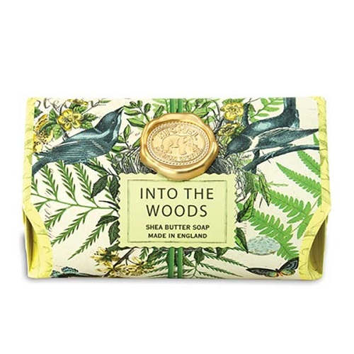 "Bath Soap Bar - ""Into The Woods Bath Soap Bar"""