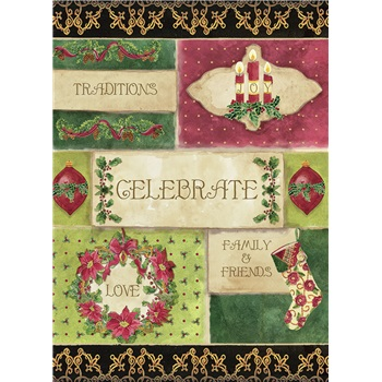 """Boxed Christmas Cards - """"Celebrate Christmas"""""""