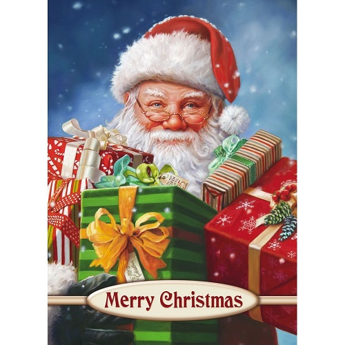 """Boxed Christmas Cards - """"Joy Of Giving"""""""