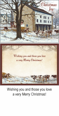 "Boxed Christmas Cards - ""Reverence"""