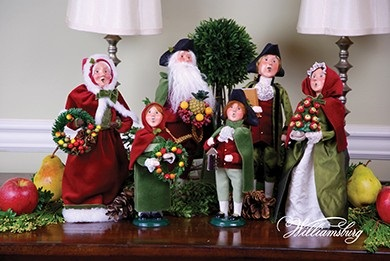 Byers Choice Carolers - Colonial / Historical