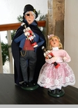 Byers Choice  Caroler - Christmas Tree Hill Exclusive - Nutcracker Suite Series!