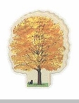 "Cat's Meow Village� Accessory - ""Sugar Maple Tree"""
