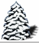 "Cat's Meow� Village - ""Christmas Tree""  - RETIRED"