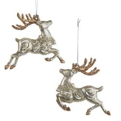 "Christmas Ornament - ""Deer  Ornament"""