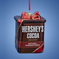 "Christmas Ornament - ""Hershey Cocoa Ornament"""