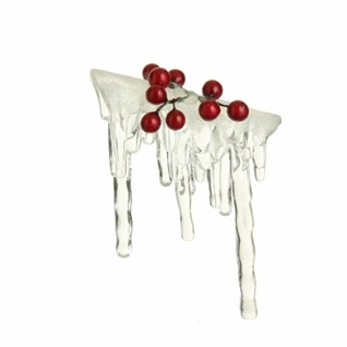 "Christmas Ornament - ""Icicle Ornament"""