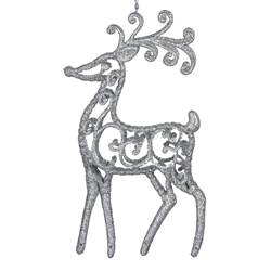 "Christmas Ornament - ""Lace Deer Ornament"""
